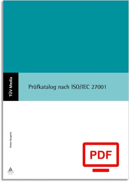 Prüfkatalog nach ISO/IEC 27001 (E-Book)