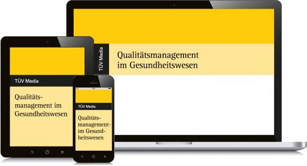 Qualitätsmanagement im Gesundheitswesen digital