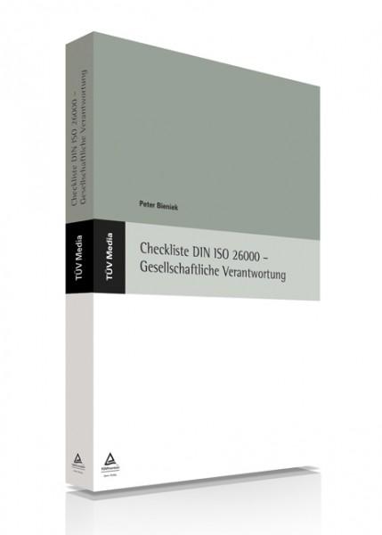 Checkliste DIN ISO 26000 - Gesellschaftliche Verantwortung