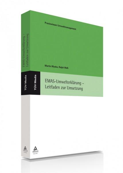 EMAS-Umwelterklärung - Leitfaden zur Umsetzung (E-Book)
