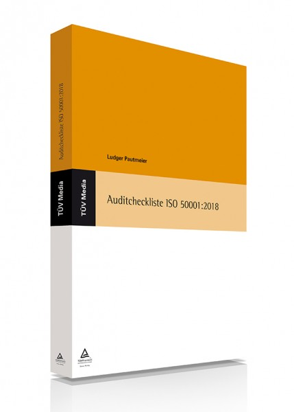 Auditcheckliste ISO 50001:2018 (E-Book)