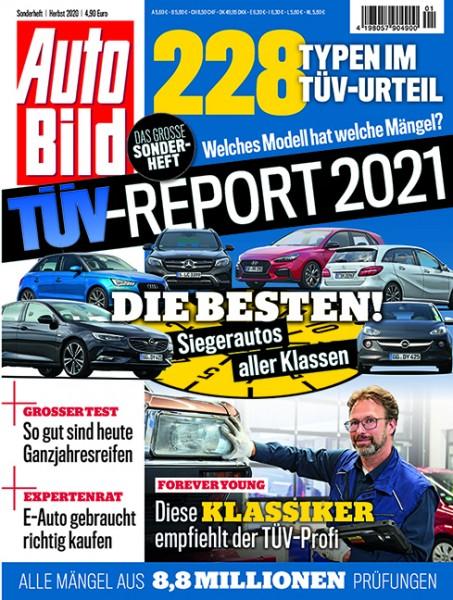 AUTO BILD TÜV-Report 2021