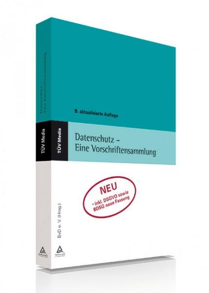 Datenschutz - Eine Vorschriftensammlung (E-Book)