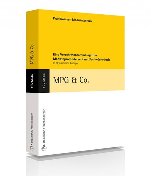 MPG und Co. (Print + E-Book)