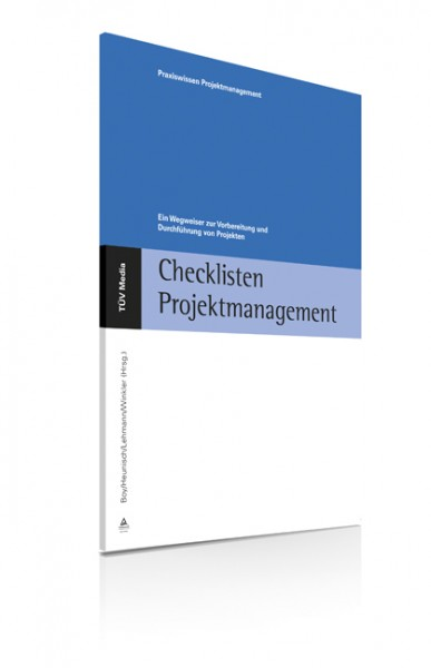 Checklisten Projektmanagement (Print und E-Book)