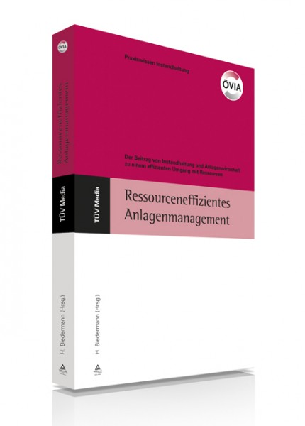 Ressourceneffizientes Anlagenmanagement (E-Book)