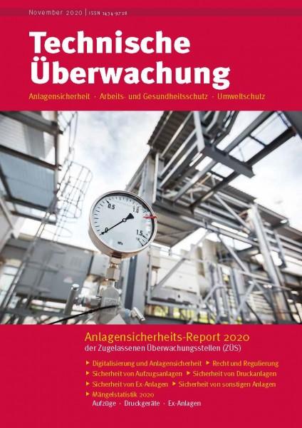 Technische Überwachung 2020 (E-Paper)