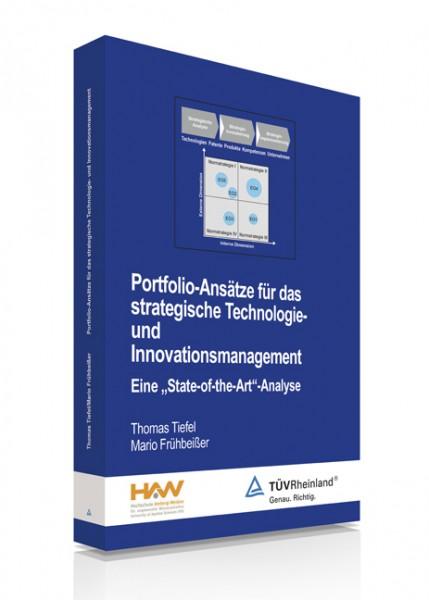 Portfolio-Ansätze für das strategische Technologie- und Innovationsmanagement (Print und E-Book)