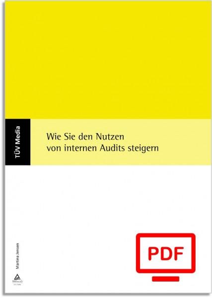 Wie Sie den Nutzen von internen Audits steigern (E-Book)