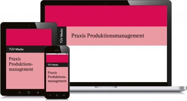 Praxis Produktionsmanagement digital