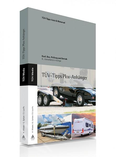 Das TÜV-Buch PKW-Anhänger (Print und E-Book)