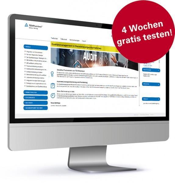 Qualitätsmanagement in Dienstleistungsunternehmen digital
