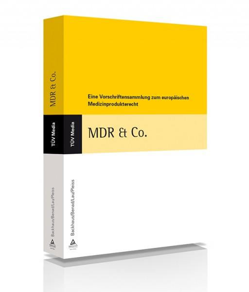 Eine Vorschriftensammlung zum europäischen Medizinprodukterecht