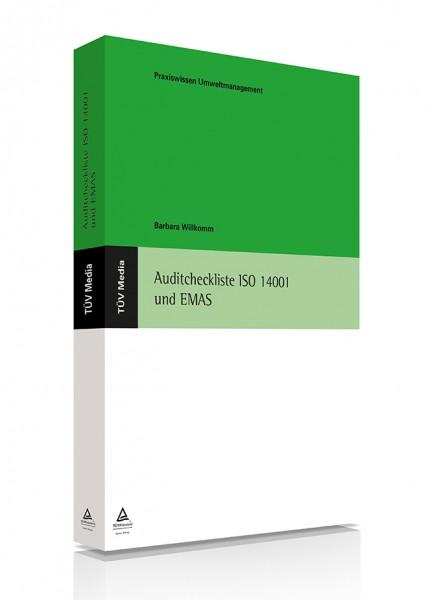Auditcheckliste ISO 14001 und EMAS (E-Book)