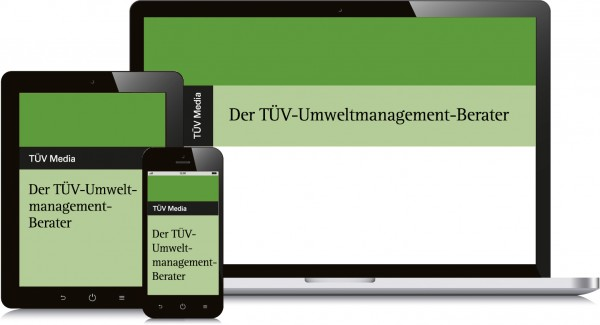 Der TÜV-Umweltmanagement-Berater digital