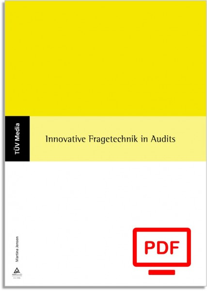 Innovative Fragetechnik in Audits (E-Book)