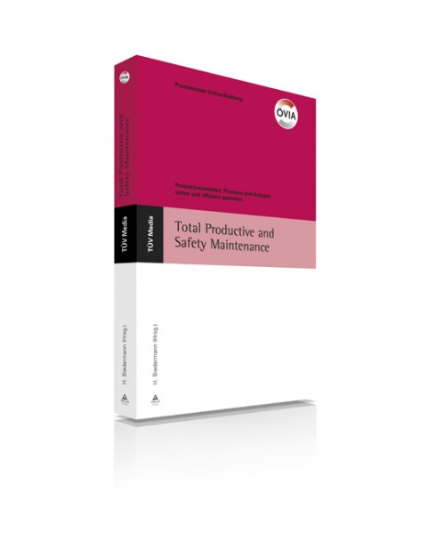 Total Productive and Safety Maintenance (E-Book)