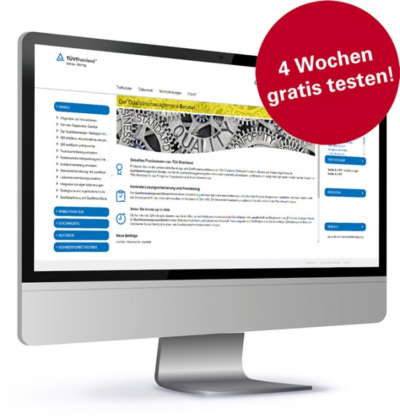 Der Qualitätsmanagement-Berater digital