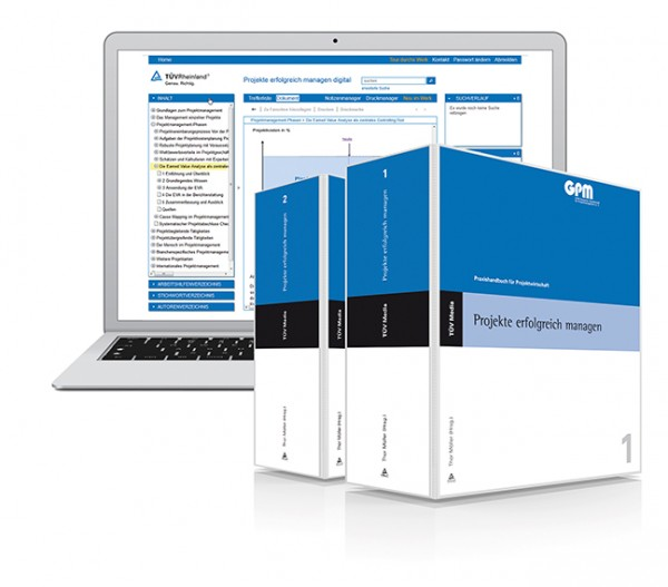 Praxishandbuch für Projektwirtschaft