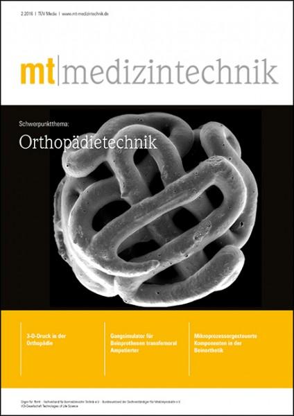 mt - medizintechnik (kostenloses Probeheft)
