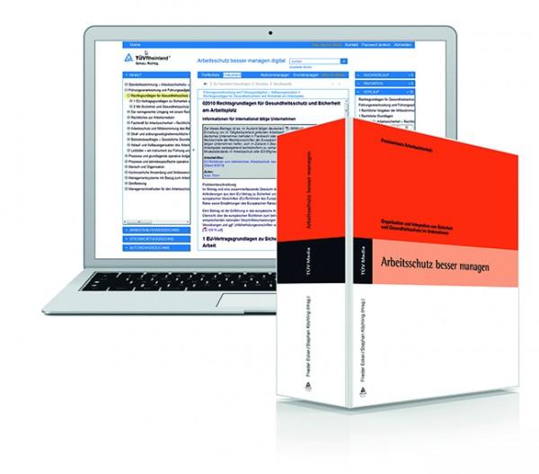 Organisation und Integration von Sicherheit und Gesundheitsschutz im Unternehmen